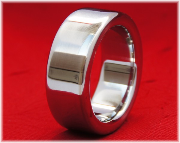 Stainless Steel Cock Ring Small