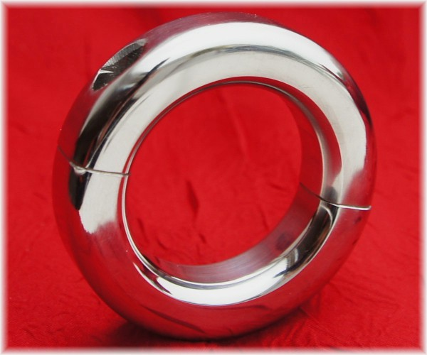 Stainless Steel Cock Ring divisible