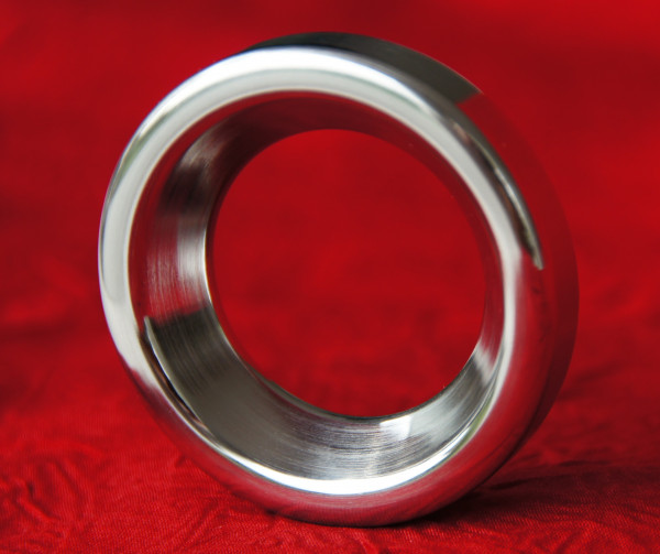 Stainless Steel Conical Penis Ring